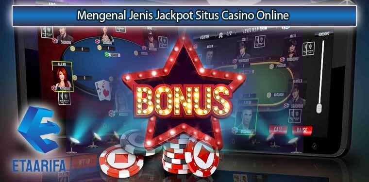 Cara Meraih Jackpot Progressive Judi Casino Online